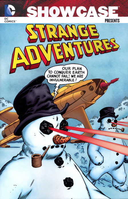 Showcase Presents: Strange Adventures Vol. 2 (Collected)