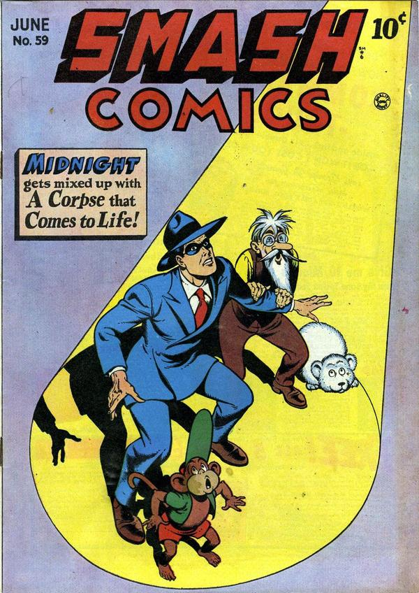 Smash Comics Vol 1 59