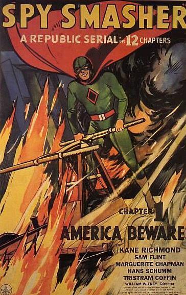 Spy Smasher (Serial) Episode: America Beware
