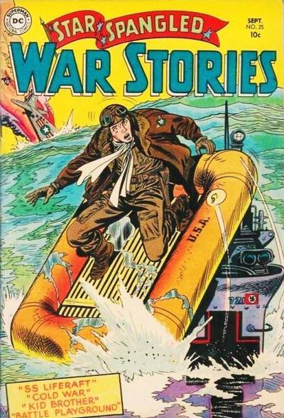 Star-Spangled War Stories Vol 1 25