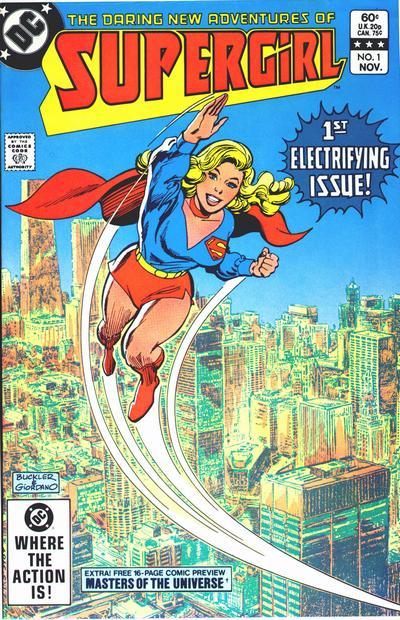 Supergirl Vol 2 1