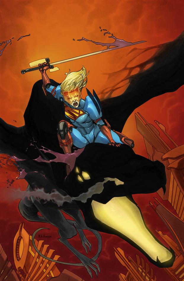 Supergirl Vol 6 10 Textless.jpg