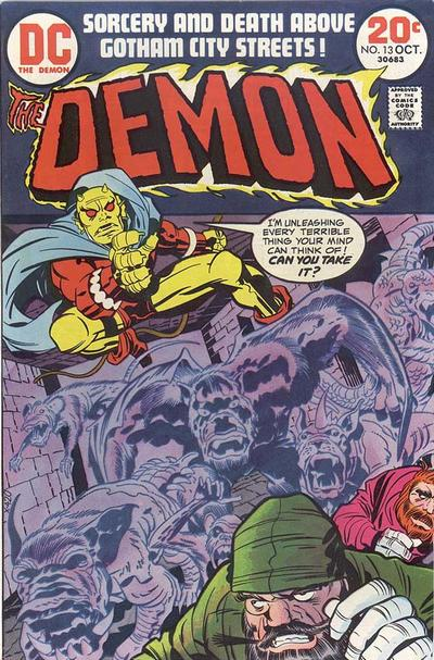 The Demon Vol 1 13