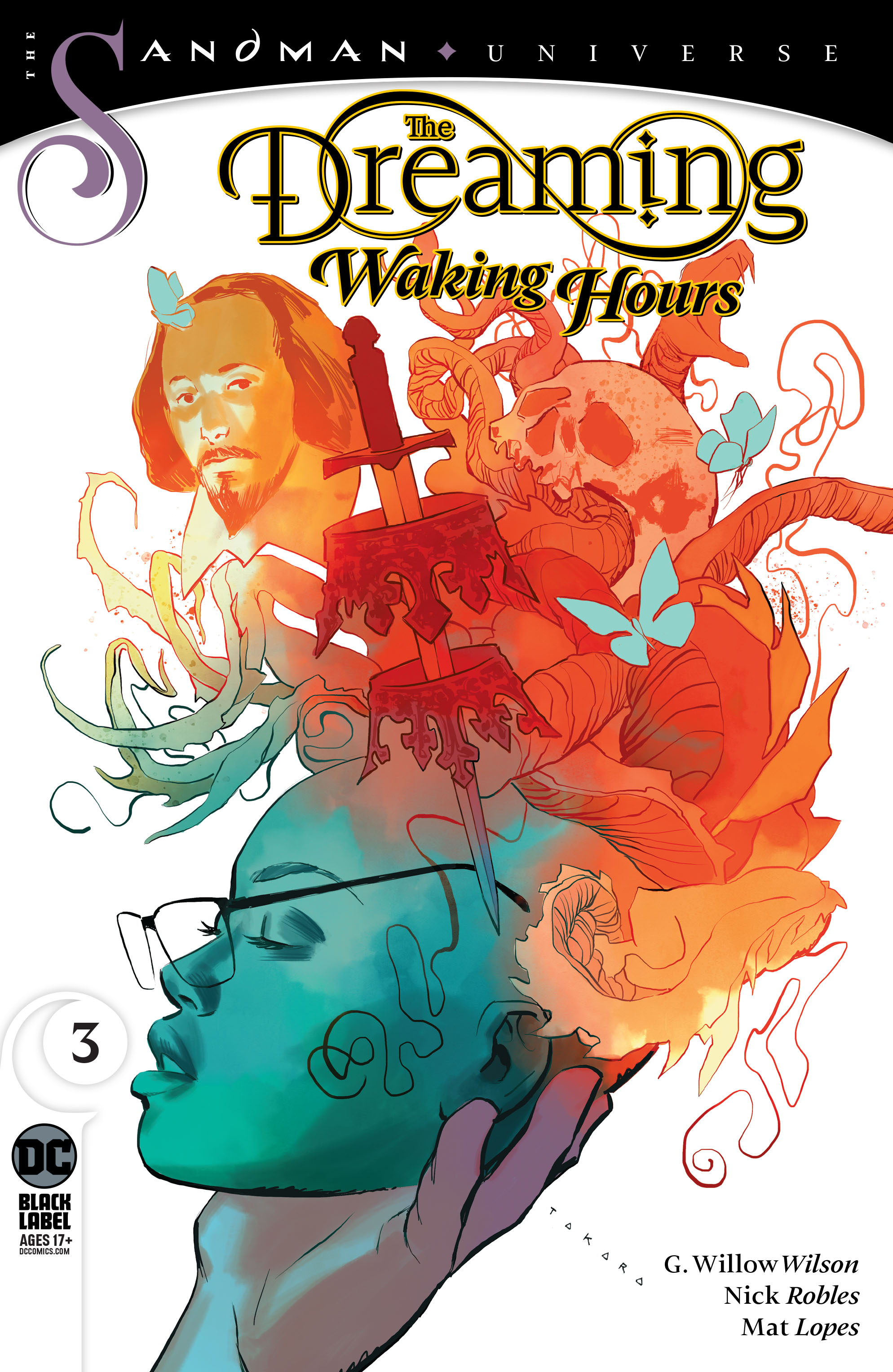 The Dreaming: Waking Hours Vol 1 3