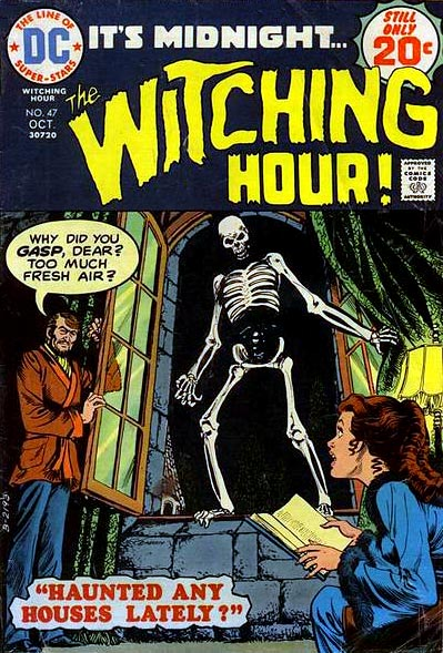 The Witching Hour Vol 1 47