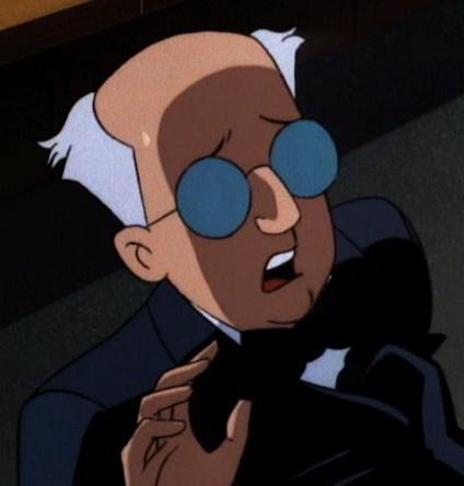 Arnold Wesker (DCAU)
