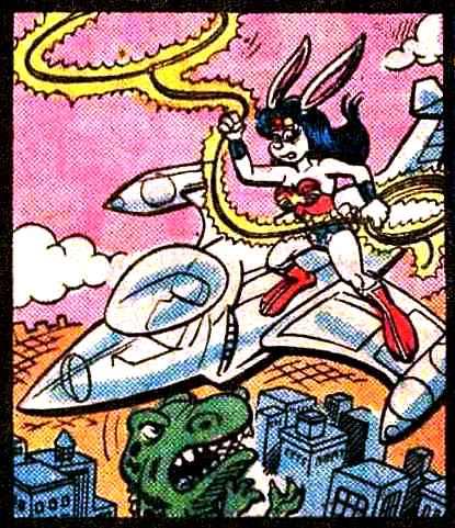Wonder Wabbit (Earth-C-Minus)