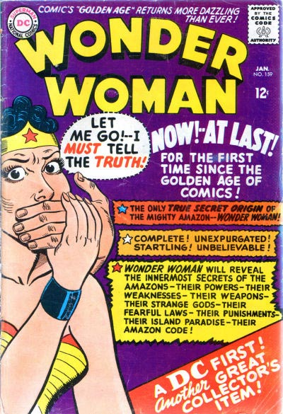 Wonder Woman Vol 1 159