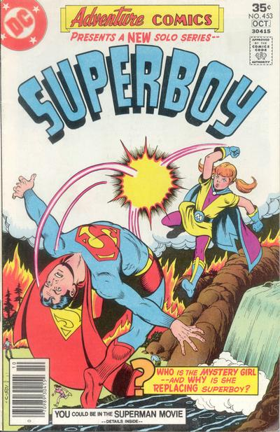 Adventure Comics Vol 1 453