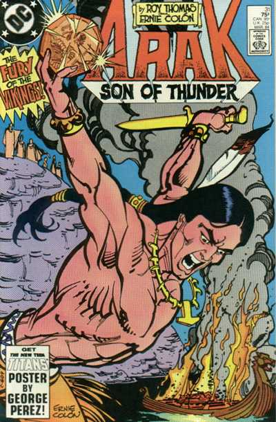 Arak: Son of Thunder Vol 1 31
