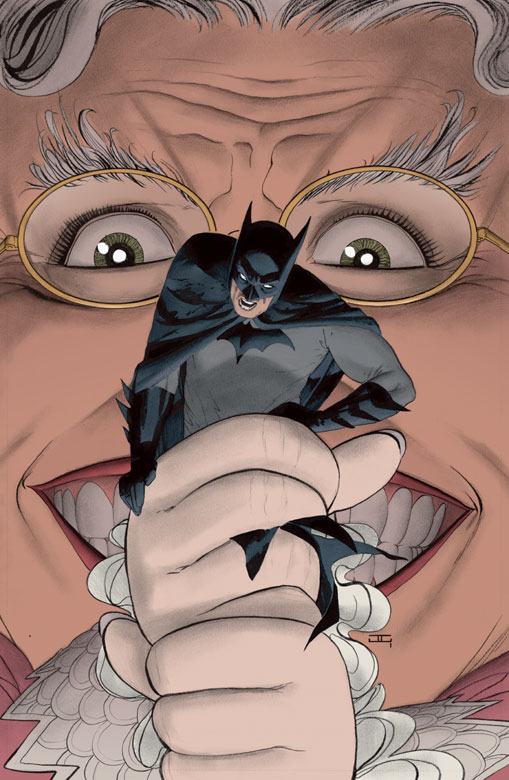 Batman: Legends of the Dark Knight Vol 1 151