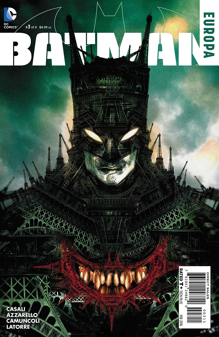 Batman: Europa Vol 1 3