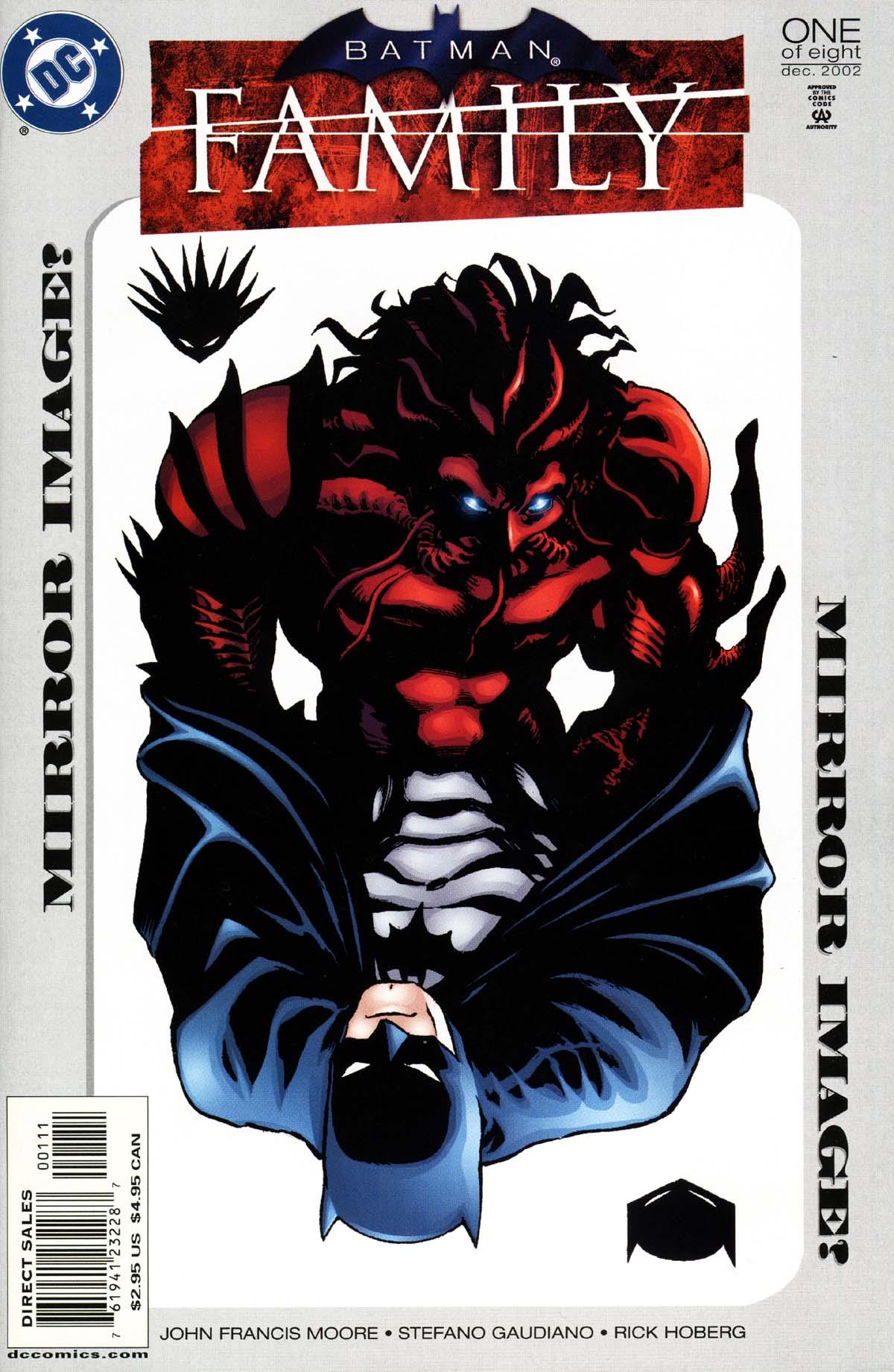 Batman: Family Vol 1
