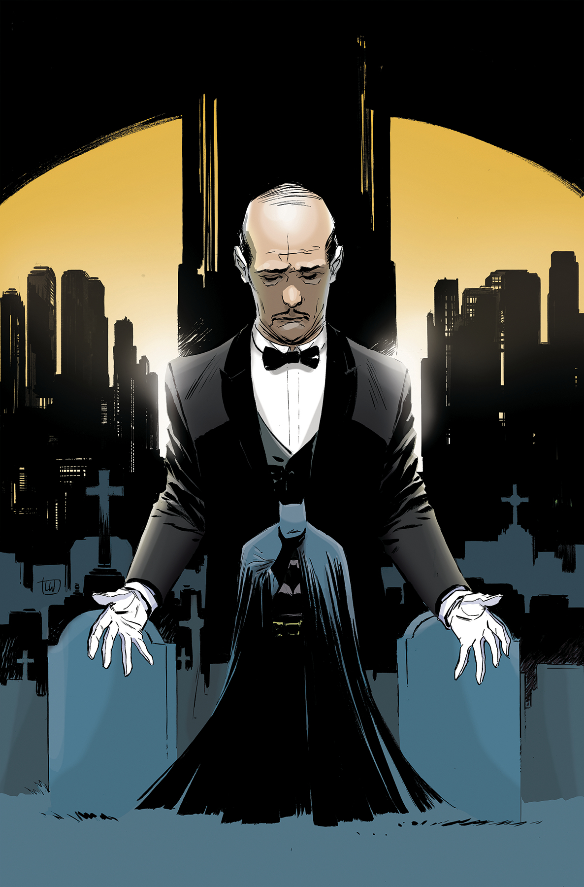 Alfred Pennyworth (Prime Earth)