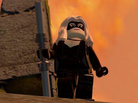 Sara Lance (Lego Batman)