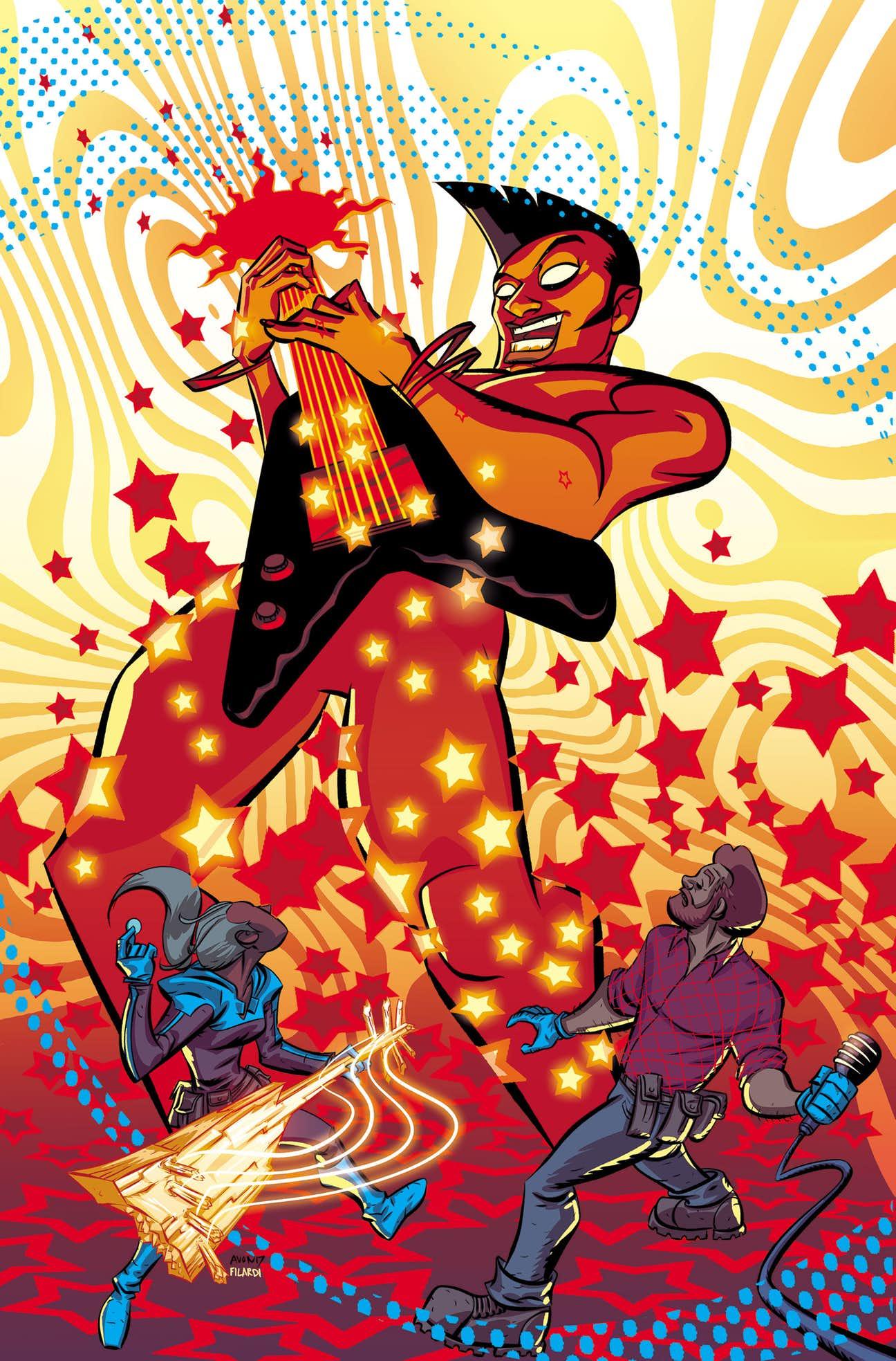 Star Adam (Prime Earth)
