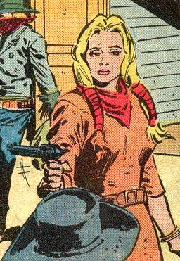 Emmylou Hartley (Earth-One)
