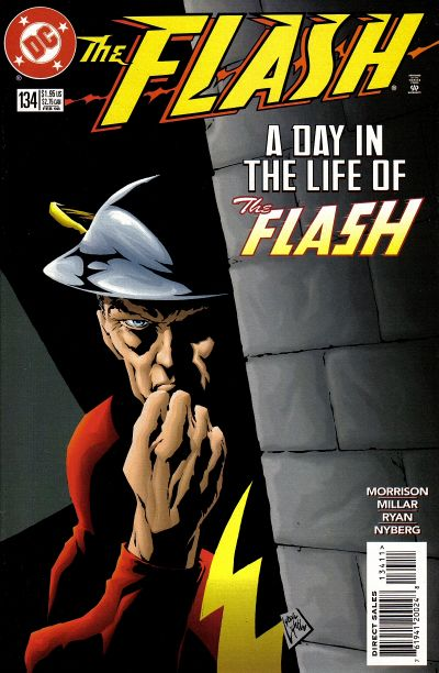 The Flash Vol 2 134