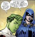 Garfield Logan Dark Multiverse Teen Titans The Judas Contract 001