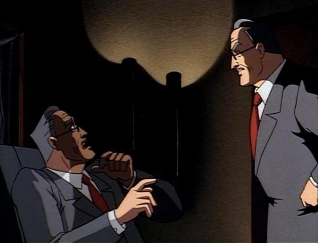 Batman (1992 TV Series) Episode: Heart of Steel, Part II