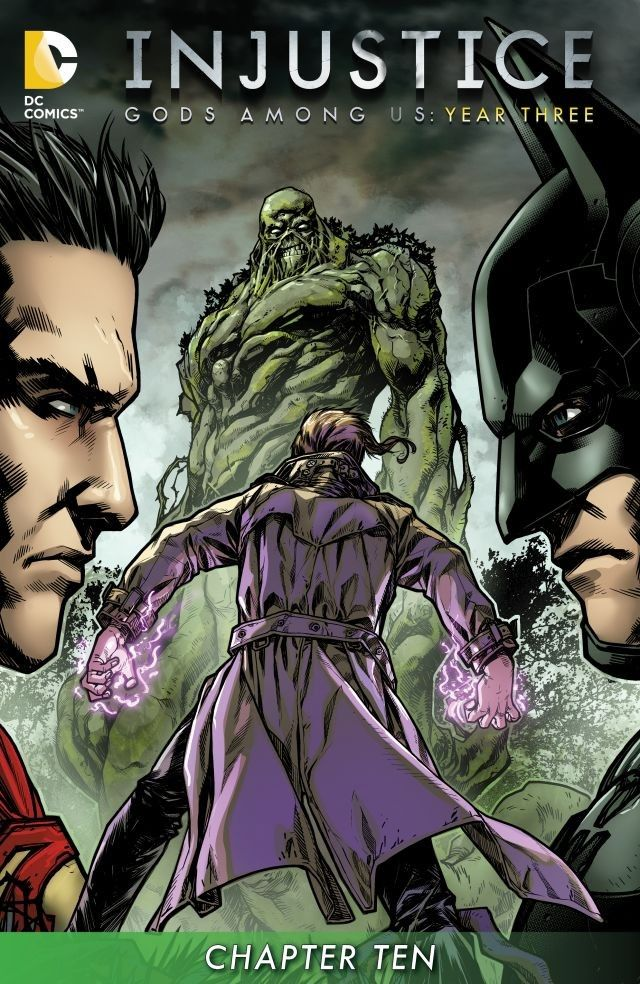 Injustice: Gods Among Us: Year Three Vol 1 10 (Digital)