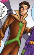 Invisible Kid Superboy's Legion 001