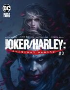 Joker Harley Criminal Sanity Vol 1 8