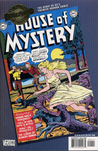 Millennium Edition: House of Mystery Vol 1 1