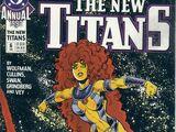 New Titans Annual Vol 1 6