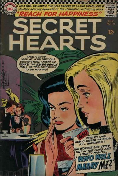 Secret Hearts Vol 1 113