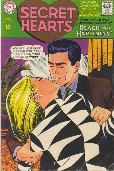 Secret Hearts Vol 1 123