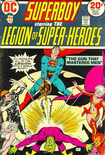Superboy Vol 1 199