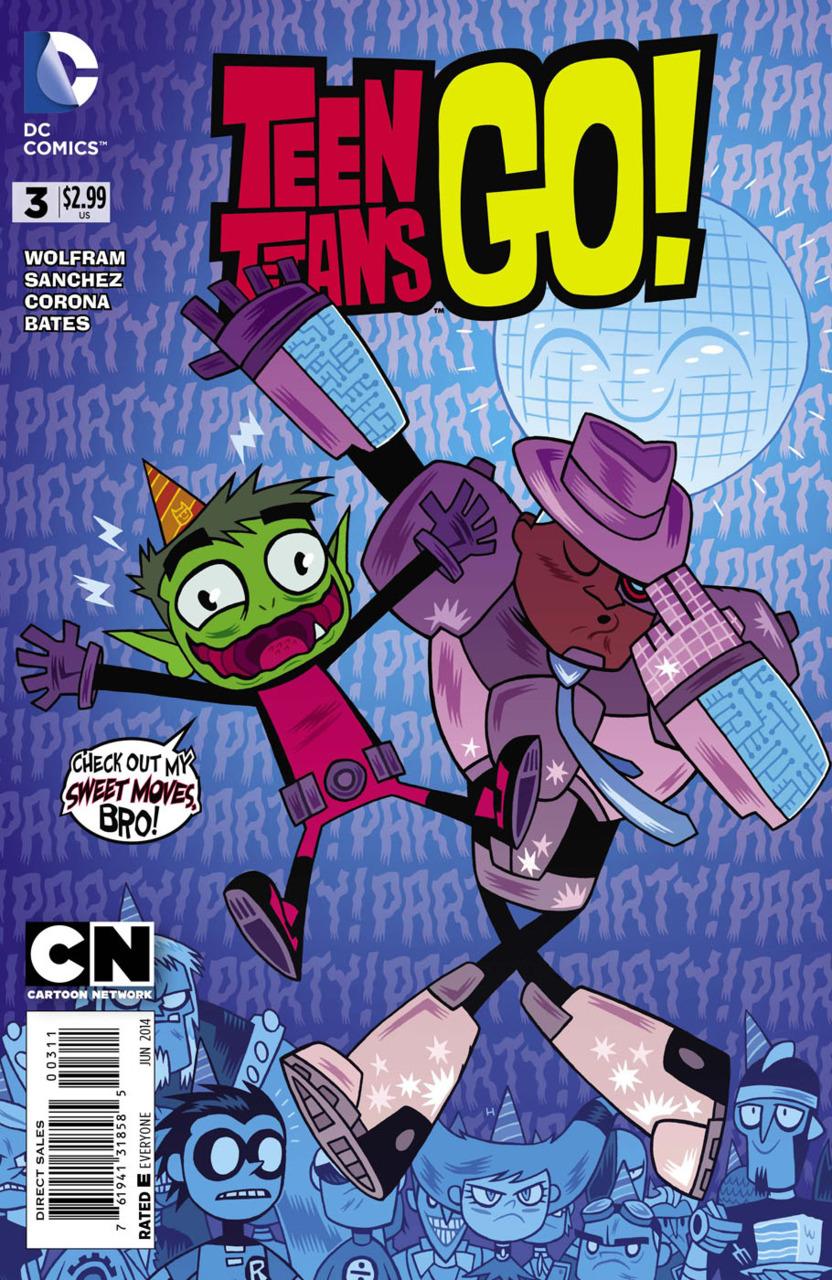 Teen Titans Go! Vol 2 3