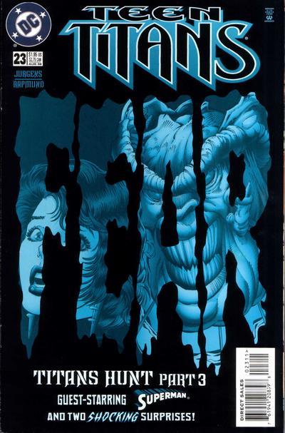 Teen Titans Vol 2 23