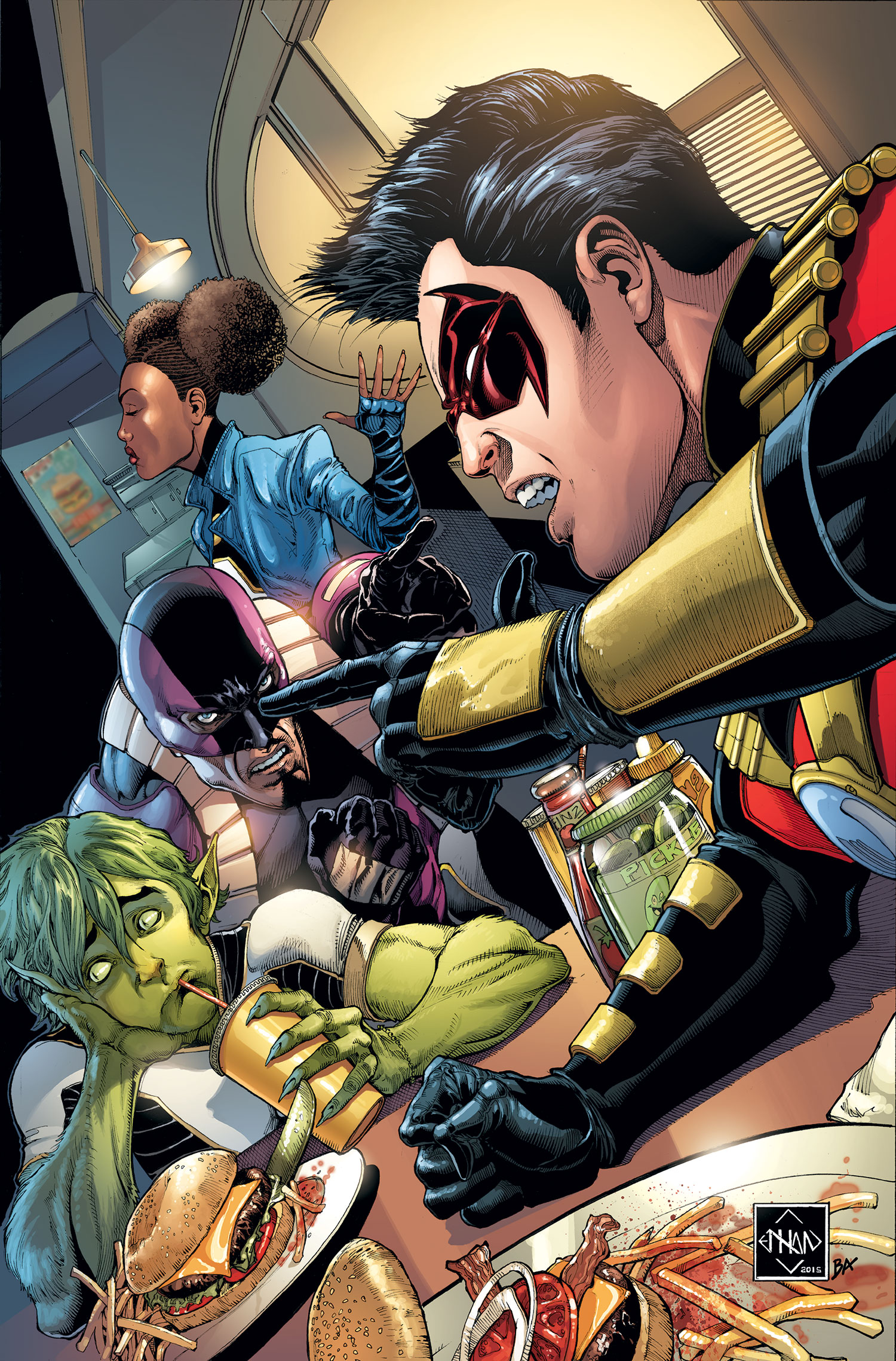 Teen Titans Vol 5 14 Textless.jpg