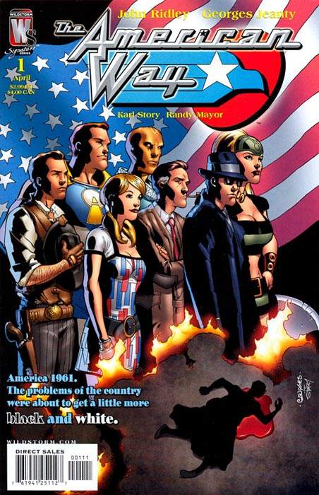 The American Way Vol 1