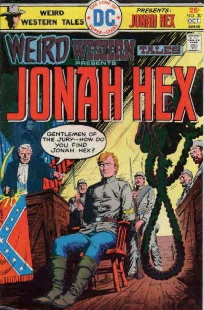 Weird Western Tales Vol 1 30