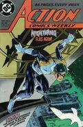 Action Comics Vol 1 613
