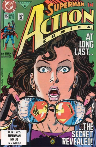 Action Comics Vol 1 662