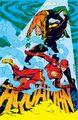 Aquaman Vol 7 38 Textless Flash Variant
