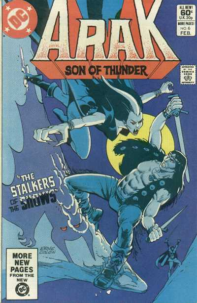 Arak: Son of Thunder Vol 1 6