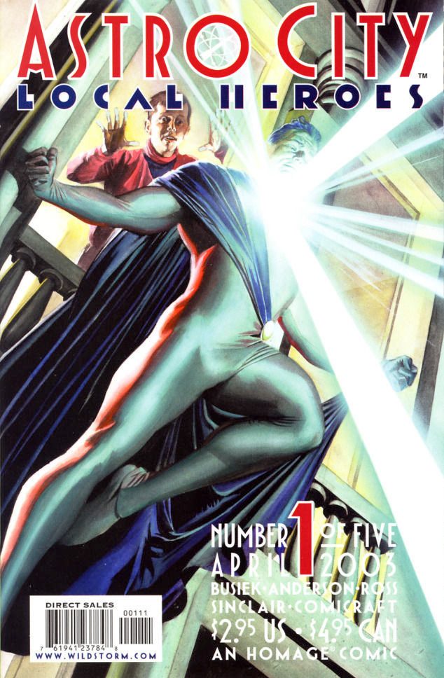 Astro City: Local Heroes Vol 1