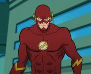 Barry Allen Man of Tomorrow 0001