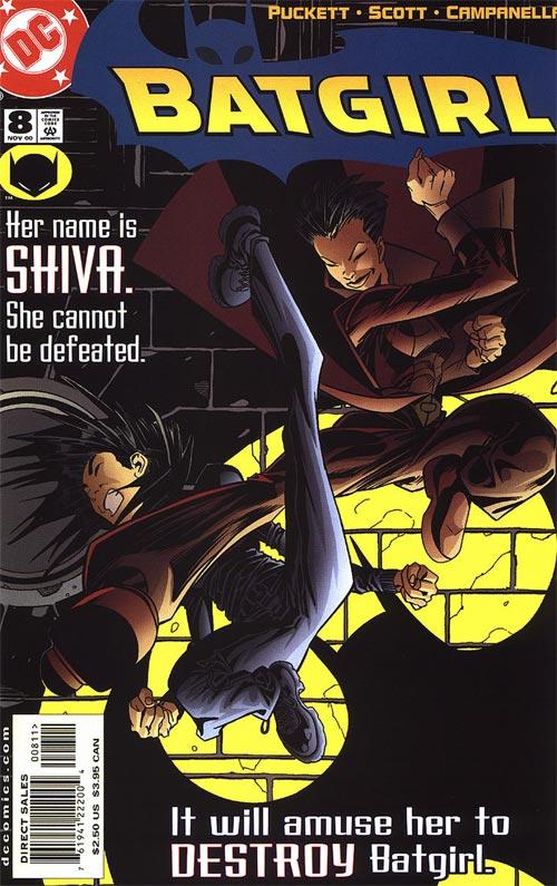 Batgirl Vol 1 8