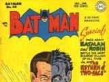 Batman Vol 1 50