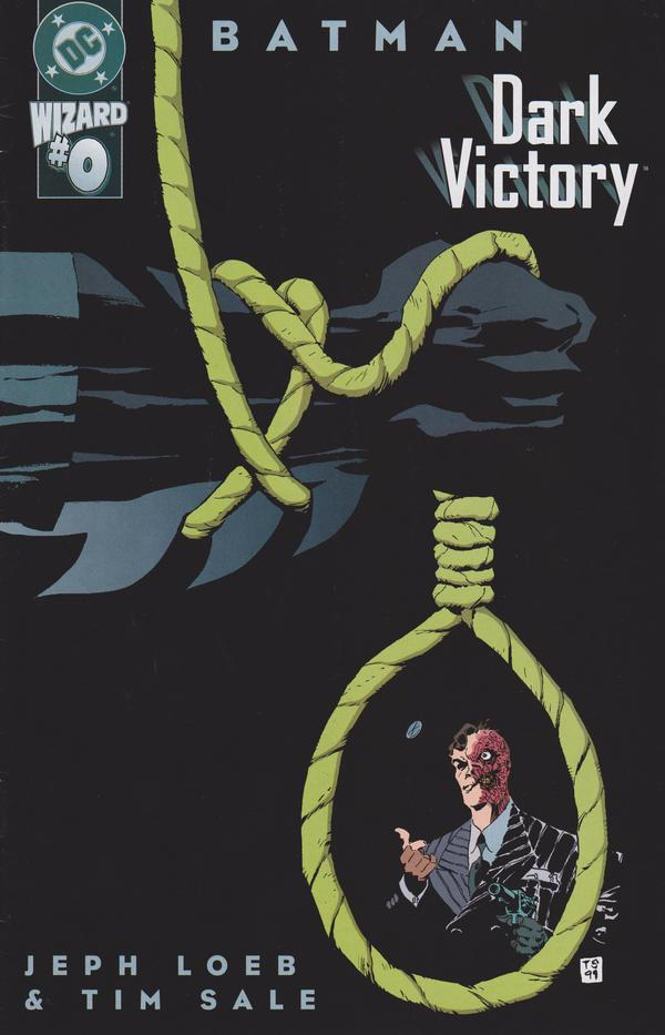 Batman: Dark Victory Vol 1 0