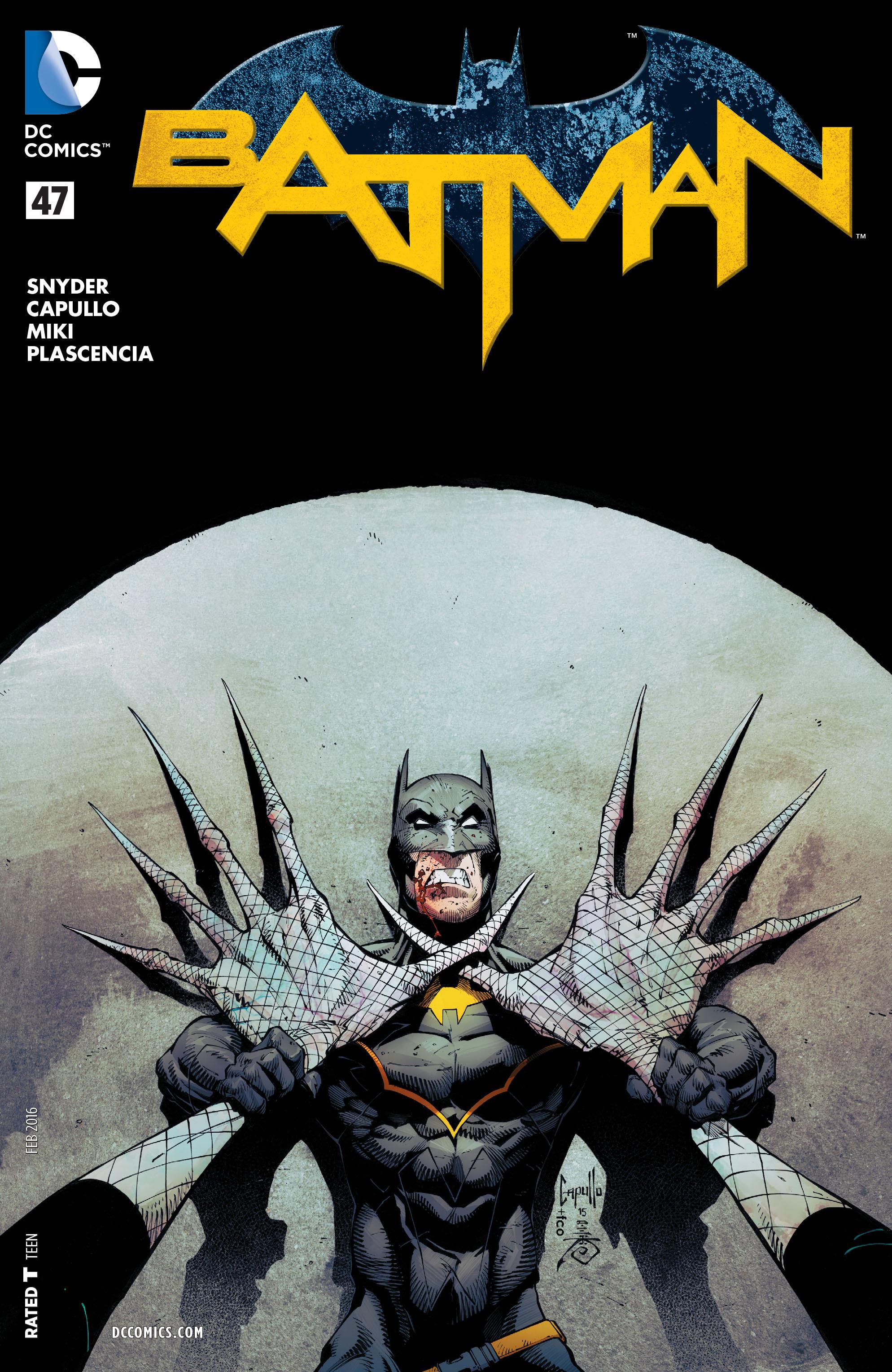 Batman Vol 2 47
