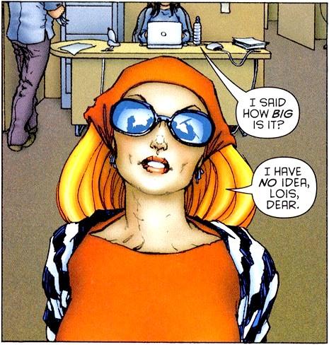 Catherine Grant (All-Star Superman)