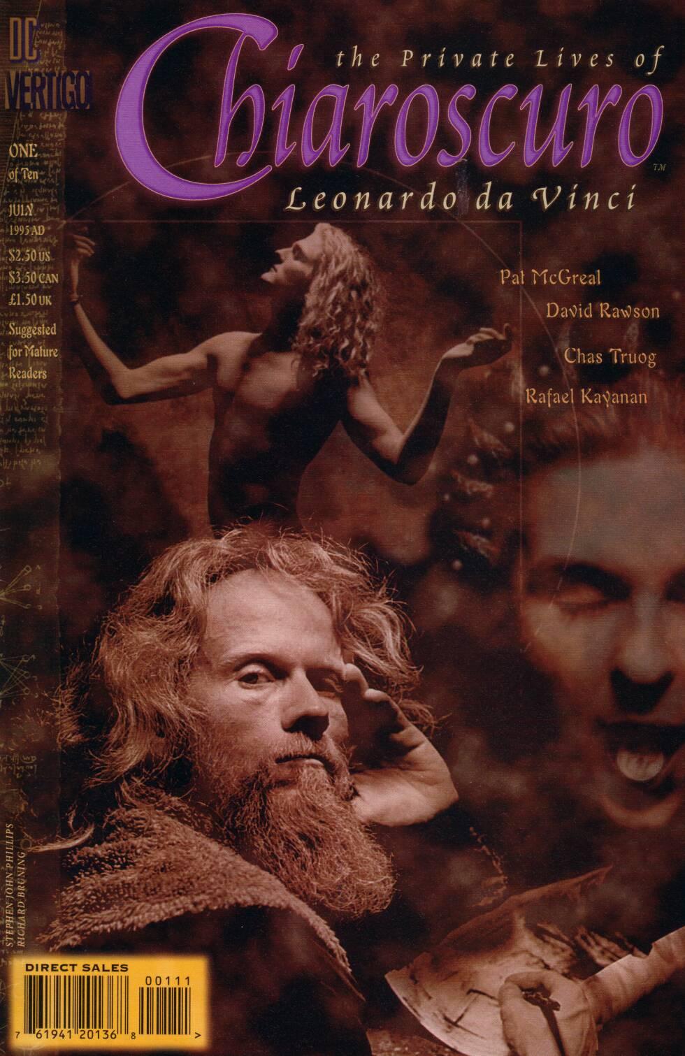 Chiaroscuro: The Private Lives of Leonardo da Vinci Vol 1