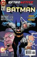 DC Retroactive Batman 90s